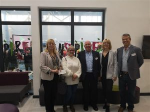 Inspire, Chorley Youth Zone - visited by Let's Do Business