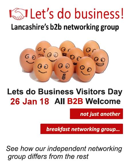 Visitors Day Jan 2018 Let's Do Business