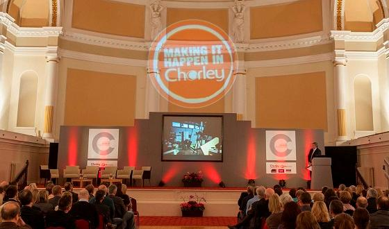 Choose Chorley - supported by Lets Do Business